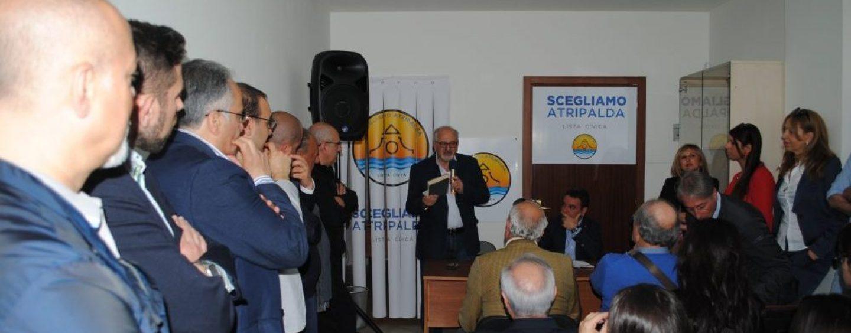 """Amministrative, la lista """"ScegliAmo Atripalda"""" si presenta alla città: ecco i candidati"""