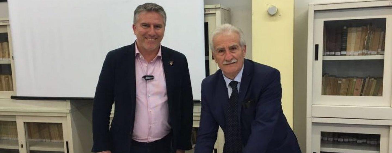 ATS Montella-Calitri: Capone e Ziviello entusiasti del progetto Lettonia