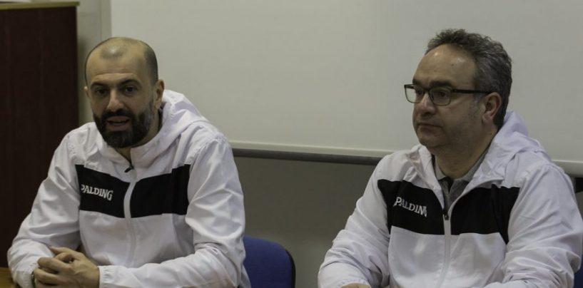"""Dolomiti-Sidigas, è sfida azzurra in panca. Buscaglia: """"Sacripanti valore aggiunto"""""""