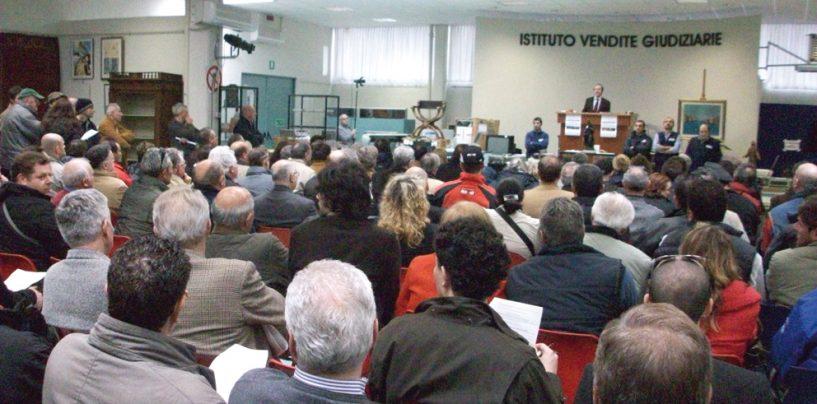 Avviso vendita giudiziaria beni immobili e mobili in Solofra