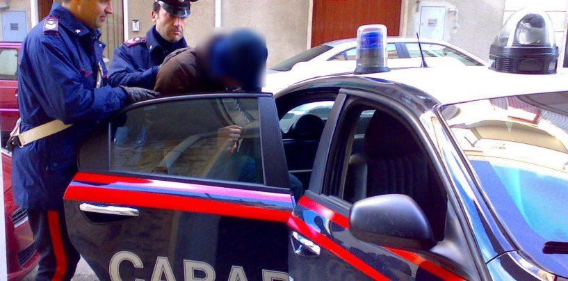 Contrasto ai furti, controlli straordinari dell'Arma: in manette due rumeni