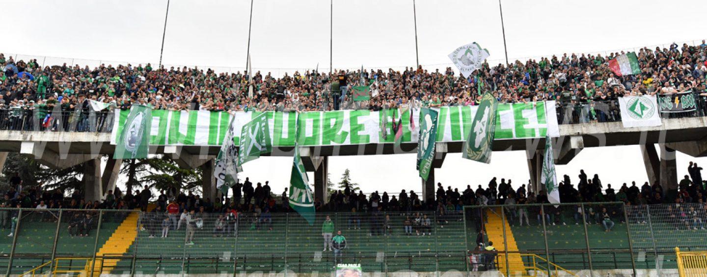 Avellino Calcio – Lupi salvi se battono il Latina: prezzi popolari in prevendita