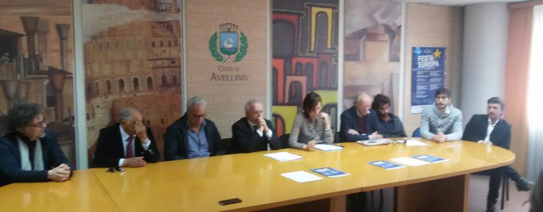 Festa dell'Europa 2017 ad Avellino tra Piazza Libertà, Rione Valle e Villa Amendola
