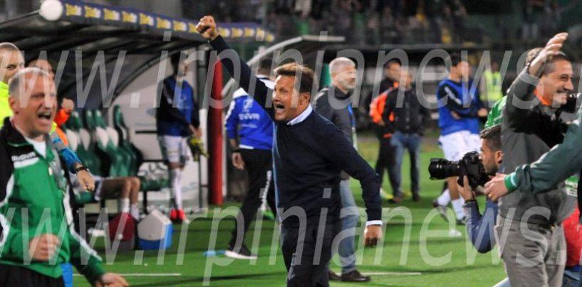 Avellino Calcio – Giudice sportivo: Novellino suona la nona