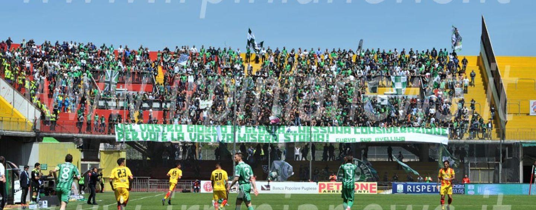 Benevento-Avellino 2-1, la fotogallery di Irpinianews