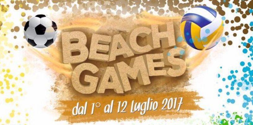 Ad Avella tutto pronto per i tornei di Beach Volley e Beach Soccer