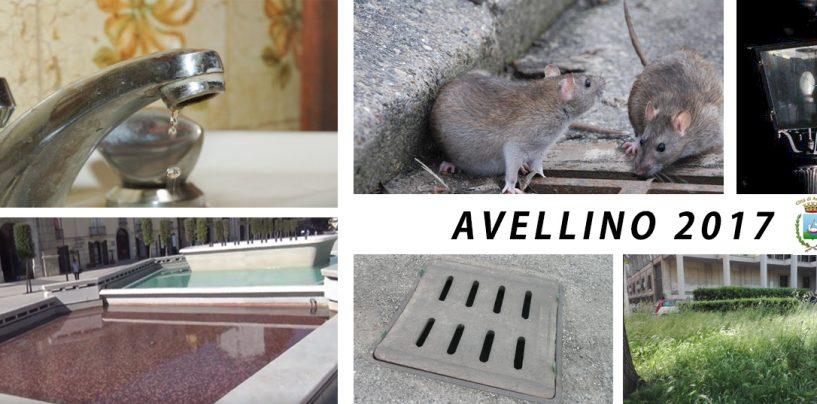 Senza luce e senz'acqua: Benvenuti ad Avellino