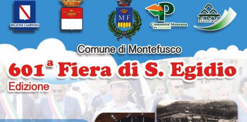 Dopo il successo dello scorso anno, a Montefusco torna la Fiera di Sant'Egidio