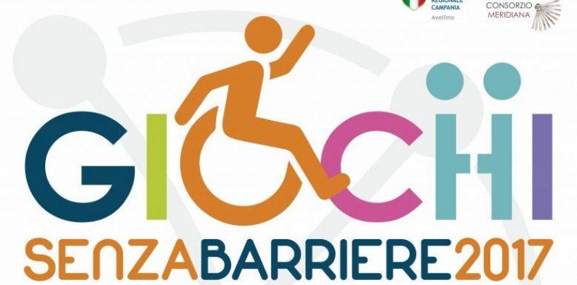 Il Consorzio dei servizi sociali A5 presenta Giochi senza barriere 2017