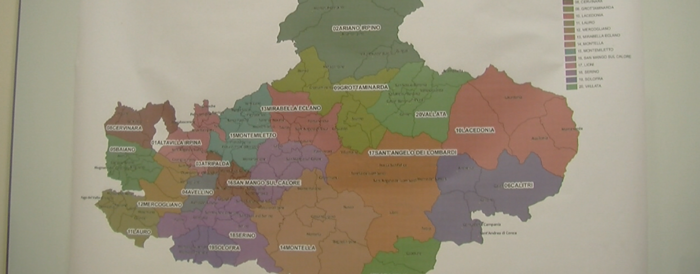 Da Altavilla a Zungoli passando per Avellino, Ariano e Montoro: mezza Irpinia al voto nel 2019