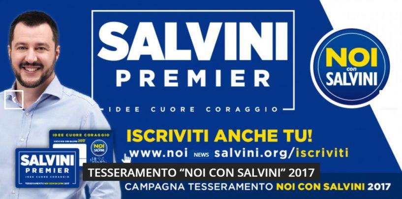 """""""Noi con Salvini"""" Avellino, nuove adesioni per il gruppo coordinato da Marco Pugliese"""