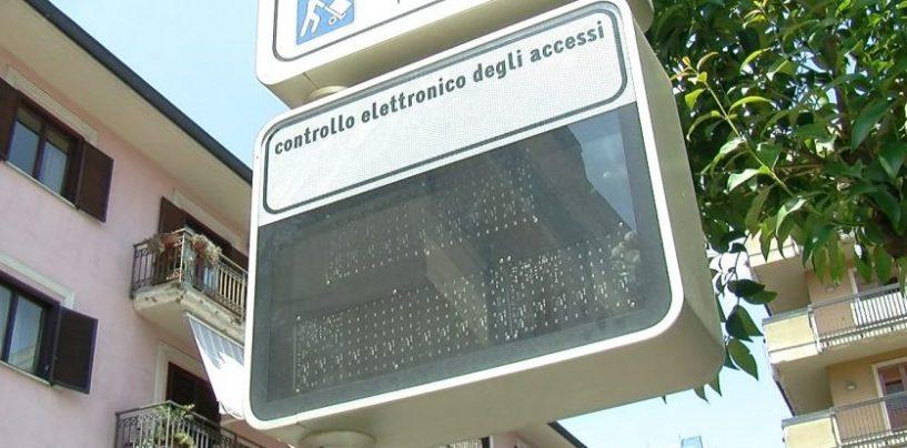 """Il Ministero dei Trasporti: """"Segnaletica ZTL non conforme"""""""