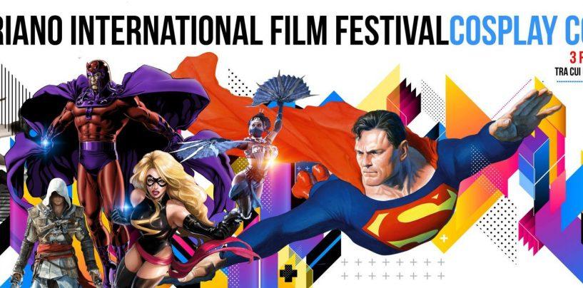 Ariano Film Festival, il colorato mondo del cosplay inaugura la V edizione