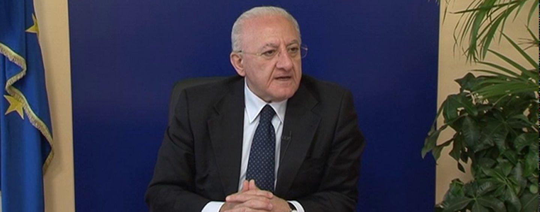 Vincenzo De Luca neo commissario Sanità, la soddisfazione di ...