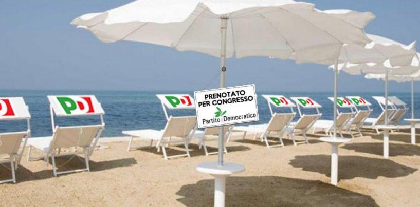 E' il gran giorno del Congresso Pd, Beniamino Palmieri sarà il nuovo segretario