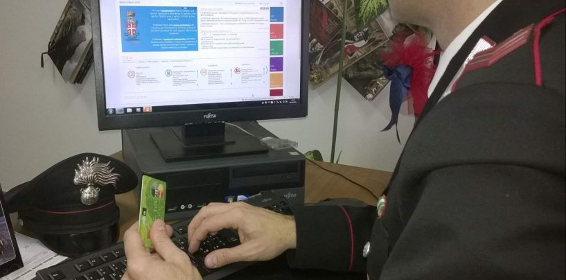 Truffa online, ci casca un giovane di Nusco: nei guai una coppia di stranieri