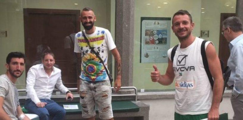 FOTO/ Avellino Calcio – I lupi a Villa Stuart per le visite mediche