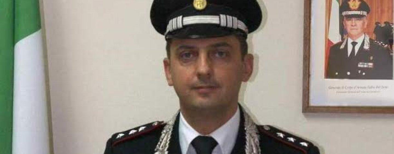 Il capitano De Paola nuovo comandante della Compagnia carabinieri di Montella