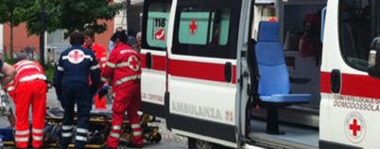 Caldo e malori: 76enne ricoverato. Donna soccorsa in strada