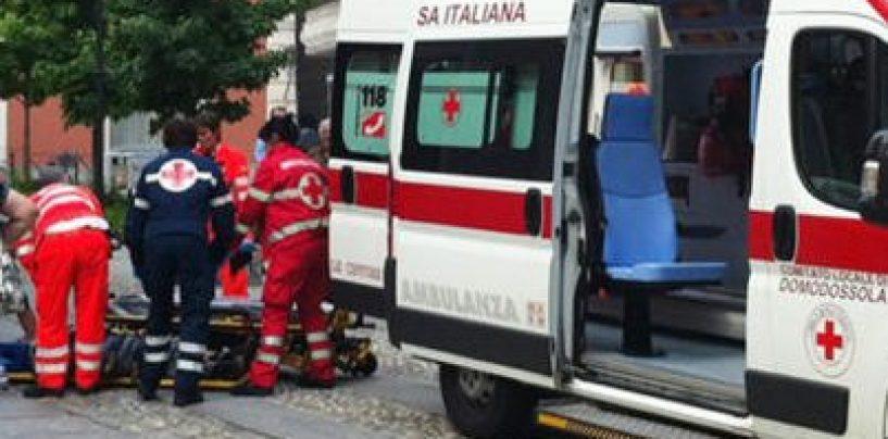 Grave incidente stradale: un morto e un ferito