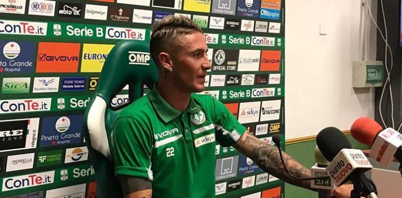 """Avellino-Brescia 2-1, Ardemagni: """"Non abbiamo mai mollato"""""""