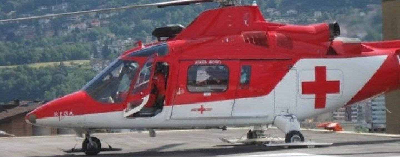 Bimbo di 3 anni investito da una fiammata, grave incidente a Vallesaccarda