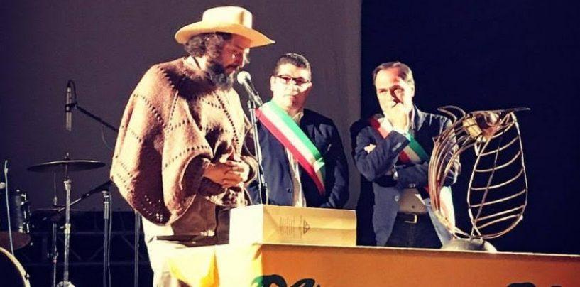 Sponz Fest, passaggio di consegna del premio Vassallo