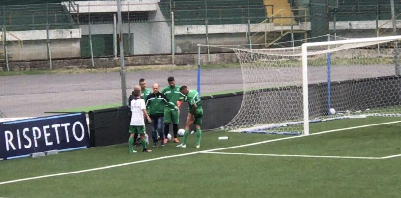 Avellino Calcio – Ardemagni, raffica di gol e apprensione nel test in famiglia