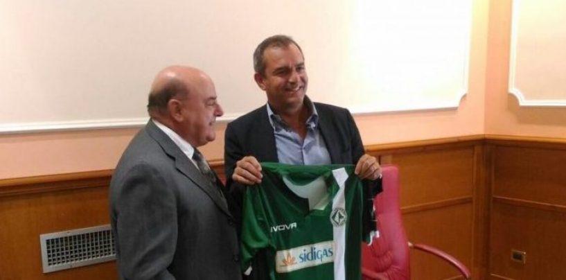 Avellino Calcio – Taccone, omaggio biancoverde al sindaco De Magistris