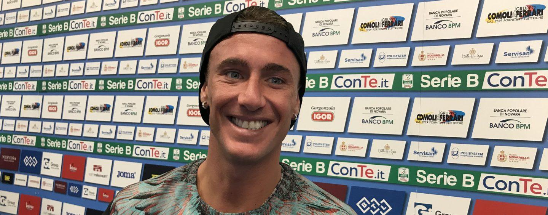 """Novara-Avellino 1-2, Ardemagni: """"Vittoria che accresce l'autostima"""""""