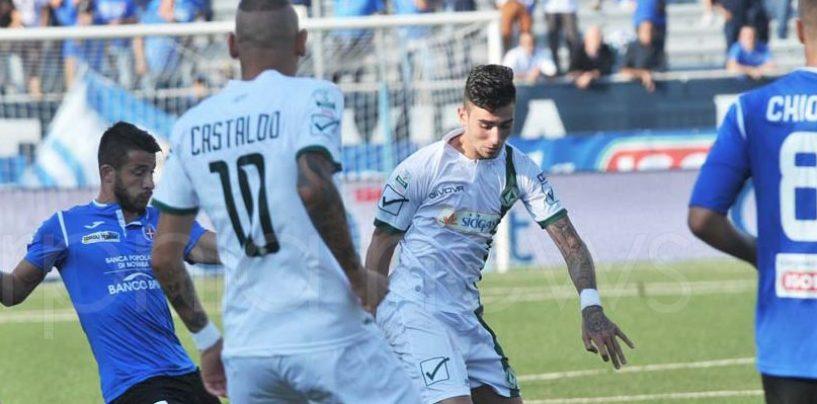 Novara-Avellino 1-2, le pagelle