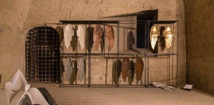 Piazza Libertà mette le ali… in arrivo l'angelo di Calò