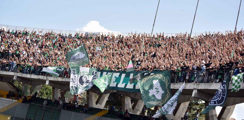 Avellino Calcio – Curva Sud, patto con la squadra: il comunicato