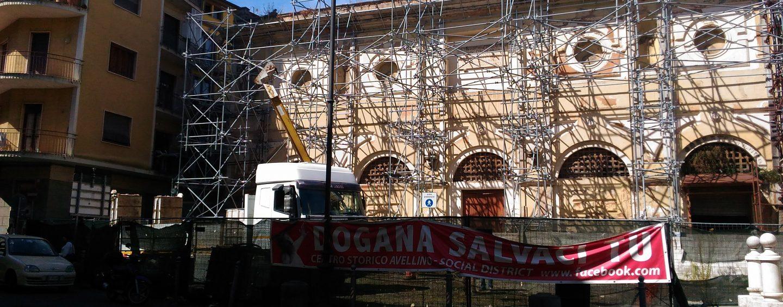 Dogana: al via i carotaggi, per il restauro si fa sul serio