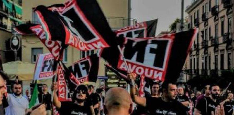 La Marcia su Roma di Forza Nuova, aderiranno anche i militanti irpini