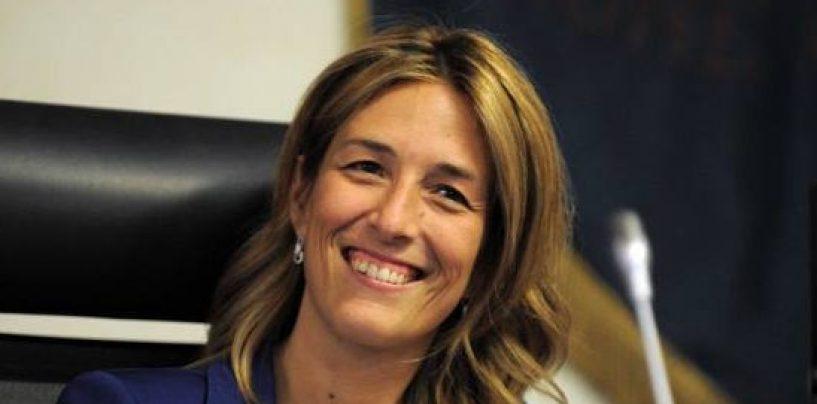 Violenza di genere, l'assessore regionale Chiara Marciani a Montoro