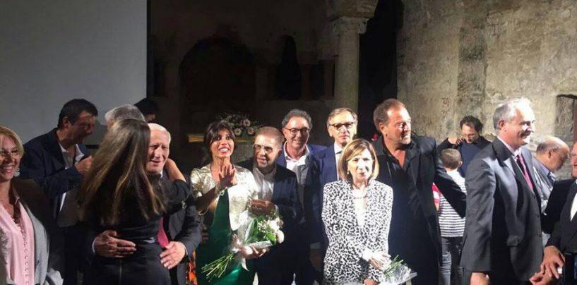 """De Iesu e Cantelmo al Premio Prata: """"Le istituzioni non vanno lasciate sole"""""""