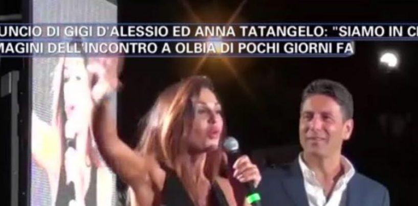 VIDEO/ Anna Tatangelo a Pomeriggio 5, Barbara D'Urso rilancia il video di Irpinianews