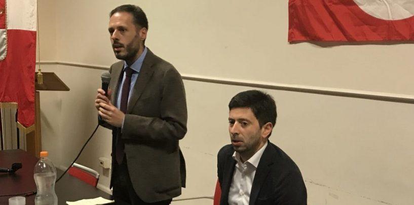 """Speranza, ad Avellino, rilancia Mdp: """"Noi movimento inclusivo, non perdiamo pezzi"""""""