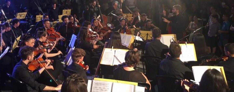 Conservatorio di Avellino, la Cimarosa Young Sinfonietta omaggia Giacomo Del Mauro