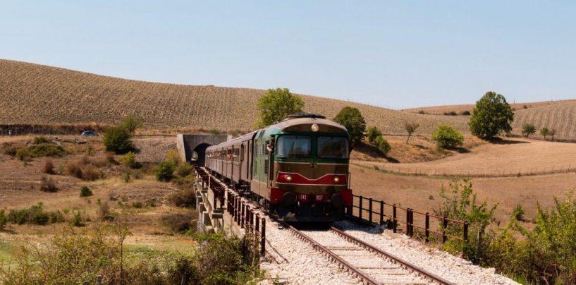 Irpinia Express, il treno dell'olio è in partenza