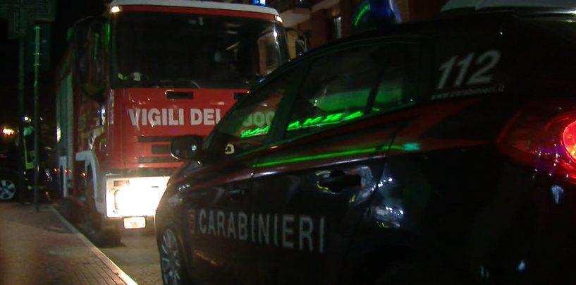 Tragedia nel Casertano, cade un elicottero: pilota ferito e donna morta