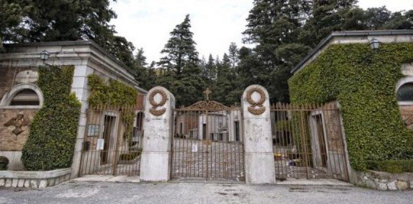 Disagi neve, il cimitero di Ariano resta chiuso oggi e domani