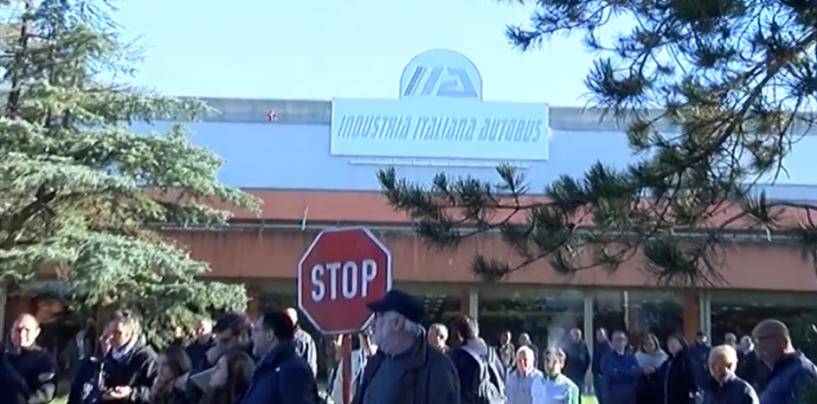 """""""Facciamo chiarezza su Industria Italiana Autobus"""": i parlamentari 5 Stelle scendono in campo"""