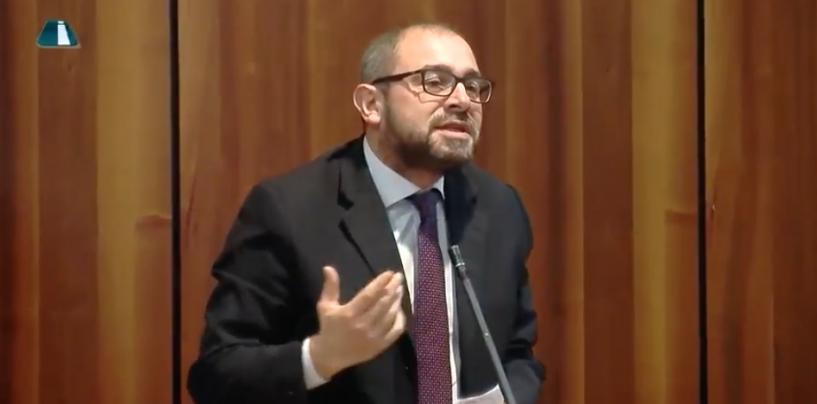 """Giordano rilancia il Centrosinistra: """"Serve progetto alternativo a destre e populisti"""""""