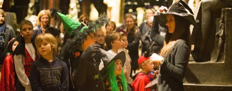 Un Museo da Paura, tre giorni di festa per un Halloween a misura di bimbo
