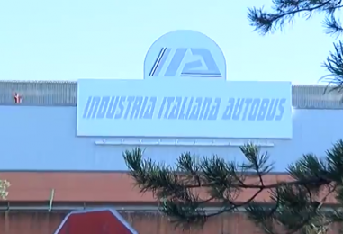 Industria Italiana Autobus, confronto sindacati-azienda. Notizie positive per Flumeri