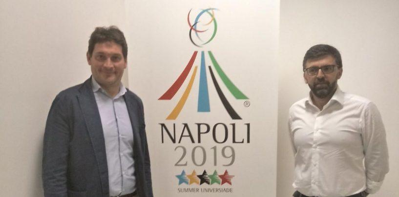 Ufficiale, Ariano Irpino ospiterà le Universiadi 2019