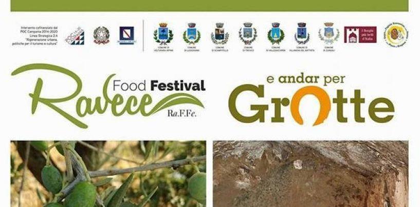 """A Zungoli il """"Ravece Food Festival"""", tappa di un itinerario turistico culturale"""