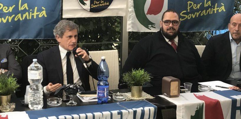 """Alemanno ad Avellino: """"Candidiamo Ettore De Conciliis a Sindaco"""""""